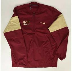 Nike Mens Florida State Seminoles  Sideline Apparel Lockdown