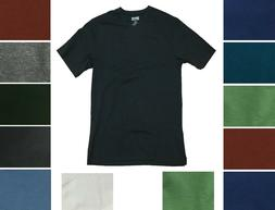 Duluth Trading Mens Longtail T Shirt Short Sleeve Cotton V N