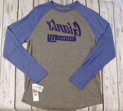 mens new york giants long sleeve shirt