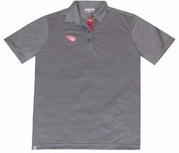 Mens Nhl Apparel ** Detroit Red Wings Polo Shirt,*CLEARANCE