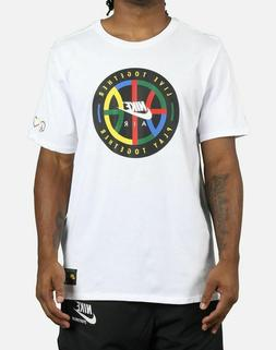 MENS NIKE NSW PLAY LIVE TOGETHER NYC T SHIRT | SIZE M - XXL
