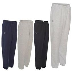Champion Mens Pants Athletic Work Out Reverse Weave Sweatpan