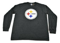 NFL Team Apparel Mens Pittsburgh Steelers Shirt New M, L, XL