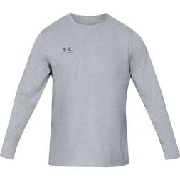Under Armour Mens UA Chest Logo Long-Sleeve Tee 1289909-036