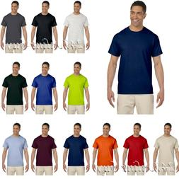 Gildan Mens Ultra Cotton T Shirt with a Pocket Tee S-5XL 230