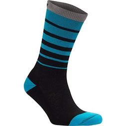 Troy Lee Designs Men's Merino Streamline Crew Socks,10-13,Oc