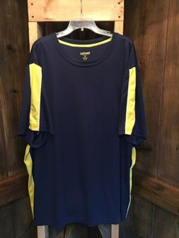 Michigan Wolverines Color Athletic Shirt