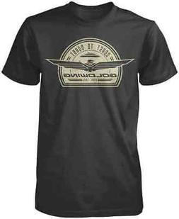 Honda Motorcycle Riding Street Apparel Gold Wing Retro Colle