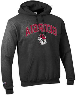 Elite Fan Shop Ncaa Men'S Hoodie Sweatshirt Dark Charcoal Ar