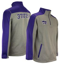 Outerstuff NCAA Men's Kansas State Wildcats Performance Poly