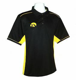 Ncaa Mens Apparel - Iowa Hawkeyes Mens Ncaa Game-Day Polo /