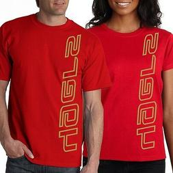 NEW 49ers Vert T-shirt Red L XL 2X 3X 4X 5X San Francisco Me