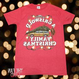 New Christmas Vacation Clarks Family Griswold Mens Vintage T