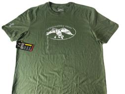 New Duck Commander Under Armour Charged Cotton Short Sleeve