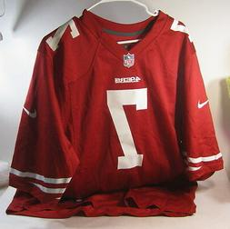 new men NFL SAN FRANCISCO 49ERS LIMITED JERSEY 468937-691 SI