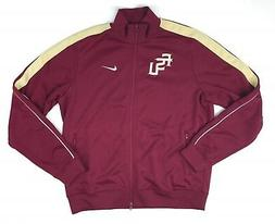New Nike Men's L FSU Seminoles Apparel Spirit Team N98 Jacke