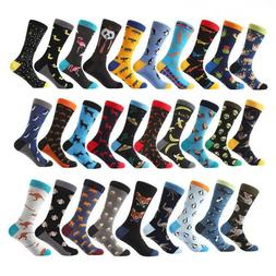 NEW Mens Cotton Socks Animal Alien Bear Chili Moustache Nove