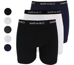 Calvin Klein NEW Two Tone Mens Classic Fit Boxer Briefs Vari