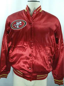 nfl apparel san francisco 49ers mens varsity