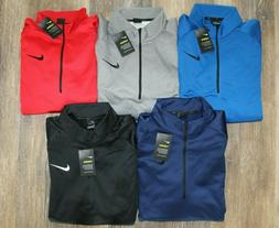 NWT NIKE Mens BIG & TALL Therma Pullover 1/4 Zip Sweatshirt