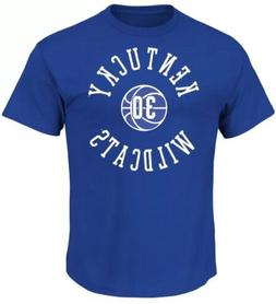 NWT MENS Licensed MAJESTIC Apparel KENTUCKY WILDCATS Jersey