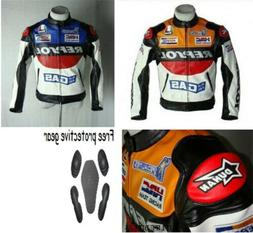 Outdoor Men's Repsol Honda Motorcycle Jackets Racing Suits R