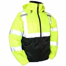 Tingley Outerwear Rubber J26112 Bomber II Jacket, XX-Large,