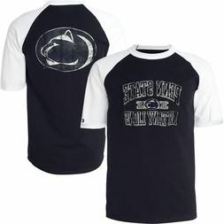 Penn State Nittany Lions T-Shirt Men's Run And Shoot Champio