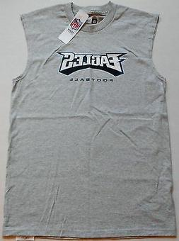 PHILADELPHIA EAGLES NFL TEAM APPAREL MUSCLE T SHIRT TANK TOP