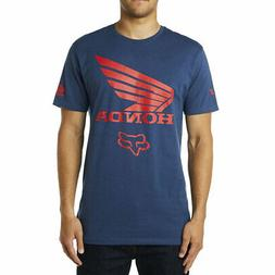 Fox Racing Men's Honda Premium Short Sleeve T Shirt Light In