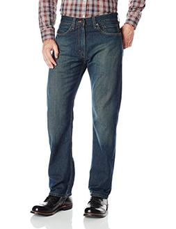Signature by Levi Strauss & Co Regular Men's Fit Jeans, Ster