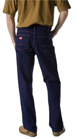 Dickies Mens Regular Straight Fit 5-Pocket Denim Jean
