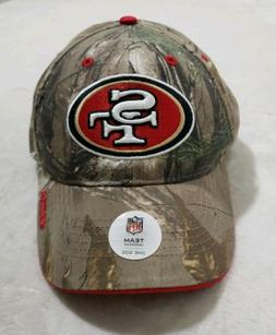 San Francisco 49er's Men's NFL Team Apparel  Adjustable Hat