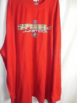 San Francisco 49ers Men's NFL Team Apparel Long Sleeve Tee S