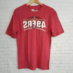 San Francisco 49ers Mens T-Shirt Size S Tee Short Sleeve NFL