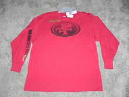 SAN FRANCISCO 49ERS SHIRT NFL TEAM APPAREL MENS 3XL NEW WITH