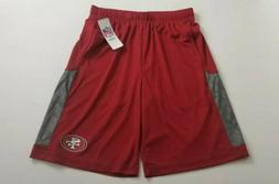 San Fransisco 49ers Team Apparel Shorts Size Small New With