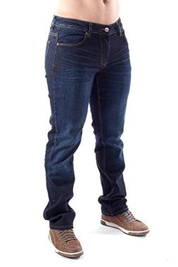 Barbell Apparel Men's Straight Athletic Fit Jeans - AS SEEN