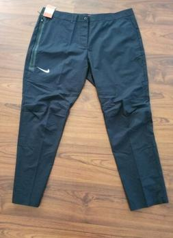 Nike Tech Mens Joggers Team USA Apparel Black Pants size 42