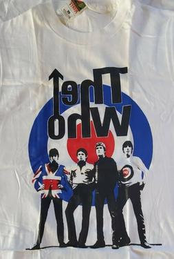 the who t shirt size small blemished