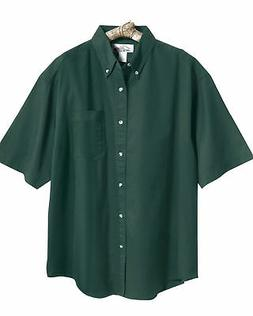 Tri-Mountain Men's Big And Tall Button Down Collar Twill Shi