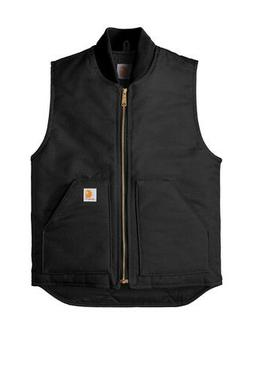 Carhartt V01 Duck Vest Acrtic Quilt Lined  READY TO SHIP