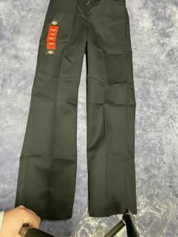 Dickies Work Clothes Men's Black Traditional Work Pants 874B